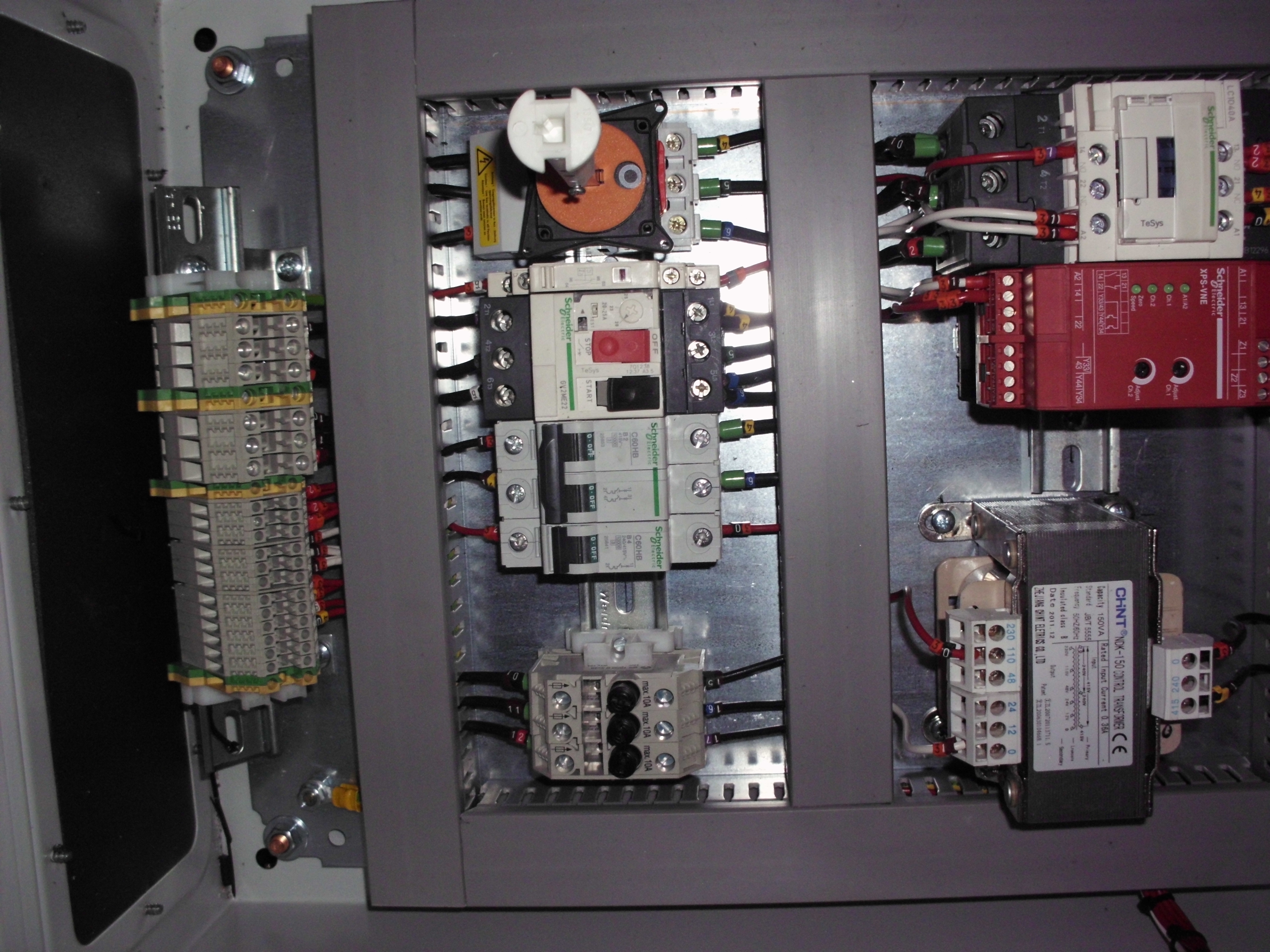 Industrial Control Systems PLC #11