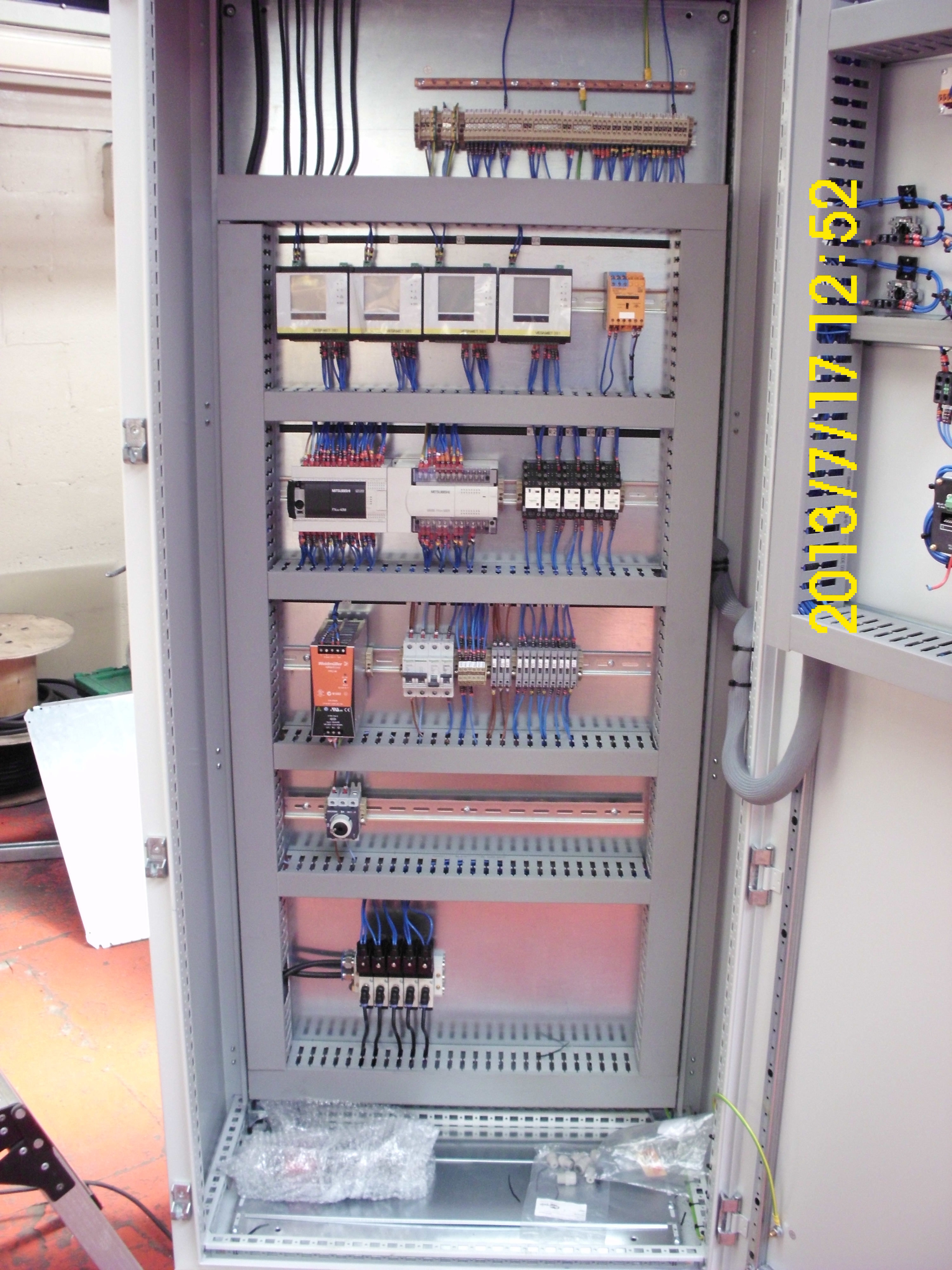 Industrial Control Systems PLC #1