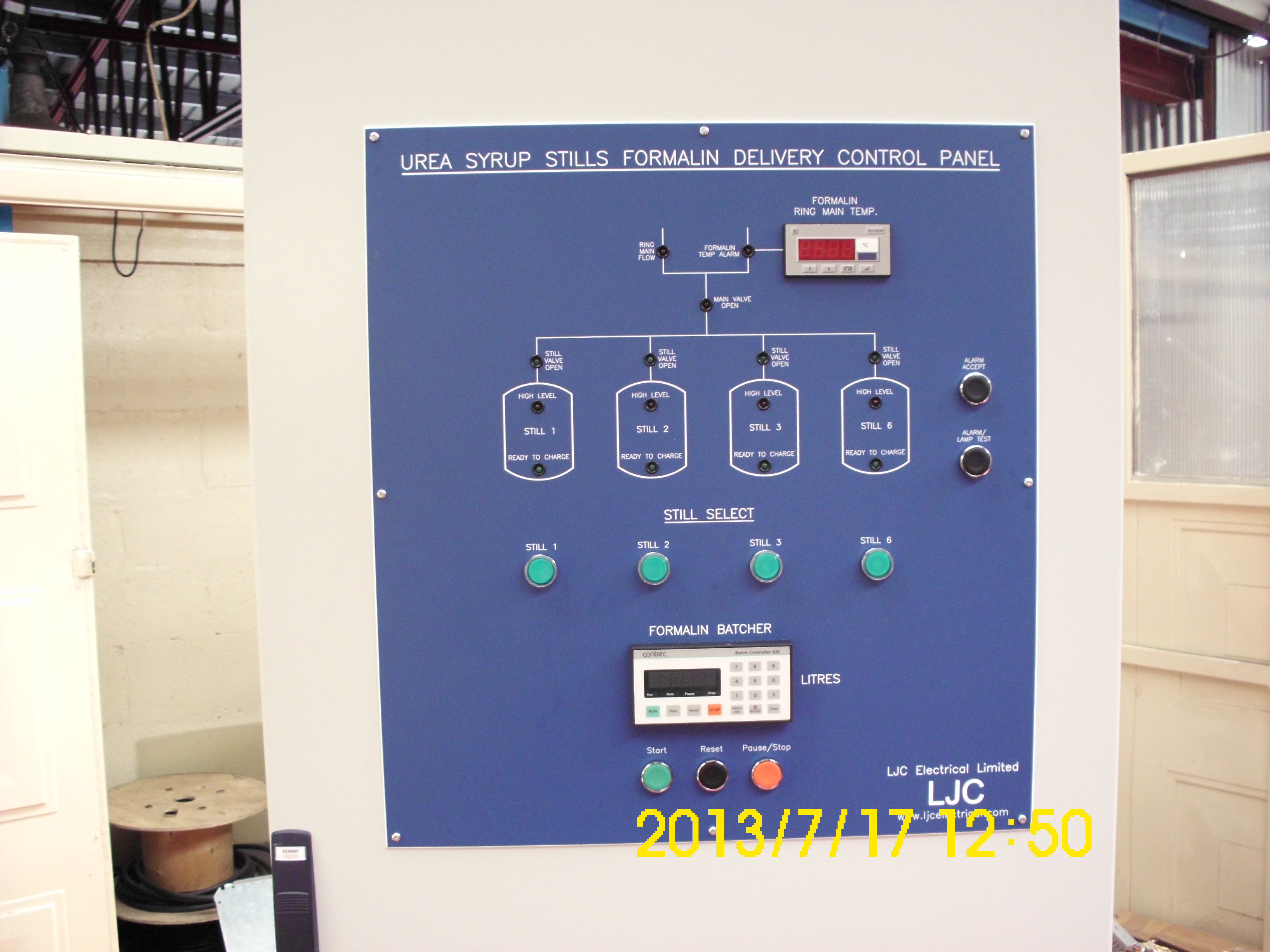 Industrial Control Systems PLC #7