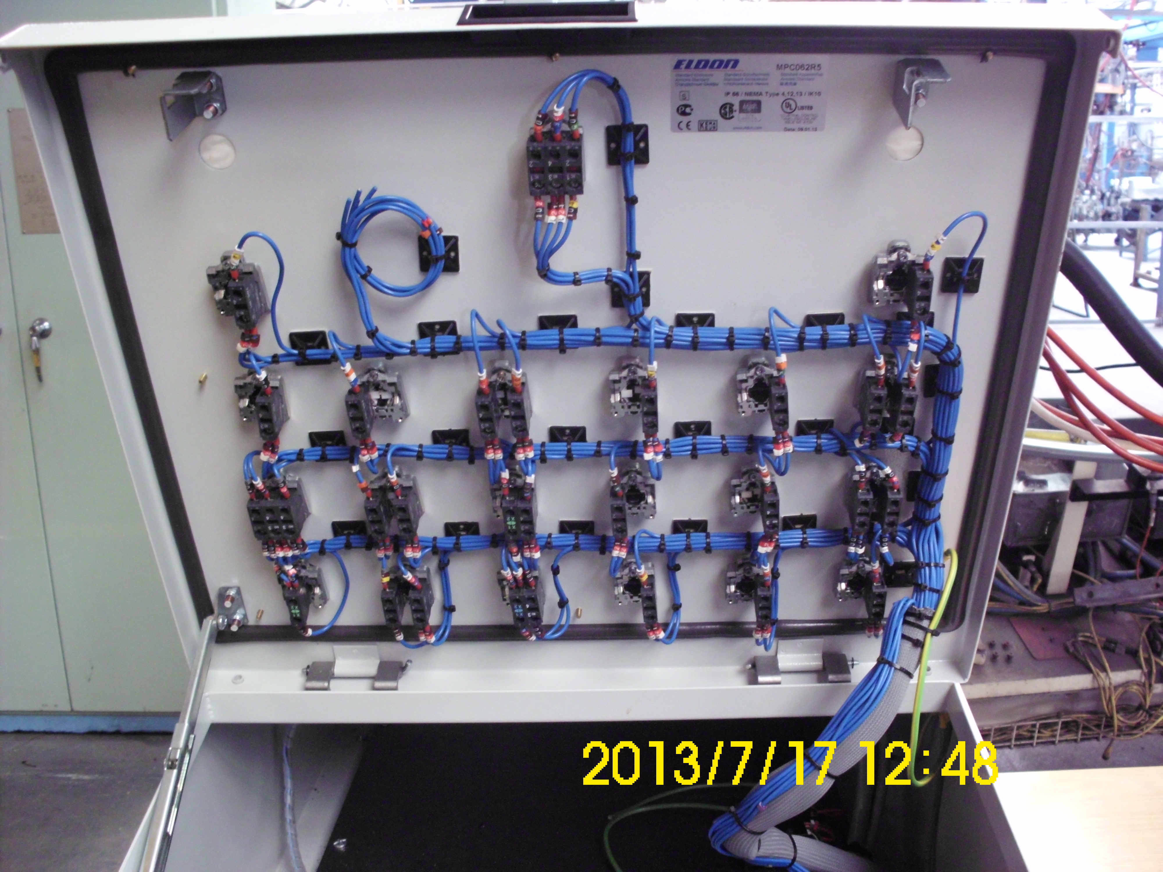 Industrial Control Systems PLC #8